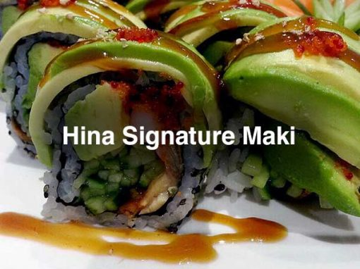 HINA SIGNATURE MAKI